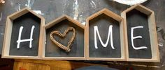 Sign Display, Diy Apartment Decor, Home Signs, Home Decor, Decoration Home, Room Decor, Home Interior Design, Home Decoration, Interior Design