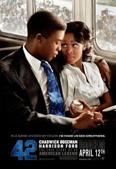 Chadwick Boseman is Jackie Robinson