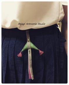 규방공예 :: 수강생작품 - 괴불 노리개 : 네이버 블로그 Waist Skirt, High Waisted Skirt, Stitch, Pretty, Skirts, Blog, Inspiration, Fashion, High Waist Skirt