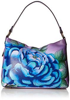 Womens Top Handle Satchel Handbag Pink Flamingo Tropical Leaves Flowers Ladies PU Leather Shoulder Bag Crossbody Bag
