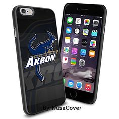 (Available for iPhone 4,4s,5,5s,6,6Plus) NCAA University sport Akron Zips , Cool iPhone 4 5 or 6 Smartphone Case Cover Collector iPhone TPU Rubber Case Black [By Lucky9Cover] Lucky9Cover http://www.amazon.com/dp/B0173BG5H0/ref=cm_sw_r_pi_dp_KX.lwb04E1M0C
