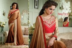 Latest Net Saree | Fashionable Net Collection