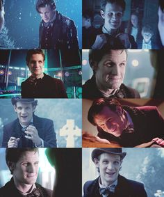 I never thought I'd ever get used to Matt Smith; now I can't imagine the show without him. He has completely won me over!!! His costume in this episode rocks the Casba!