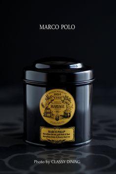 MARIAGES FRÈRES MARCO POLO おすすめの紅茶ブランド♡マリアージュフレール マルコポーロ : CLASSY DINING ~デザインのある暮らし~