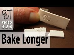 Quenching Polymer Clay In Ice Water - Is It A Wives Tale? - YouTube
