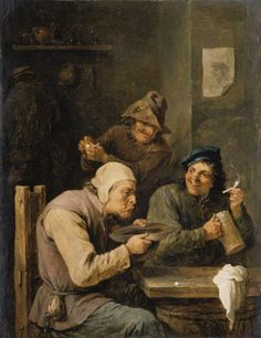 DAVID TENIERS THE YOUNGER ANTWERP 1610 - 1690 BRUSSELS