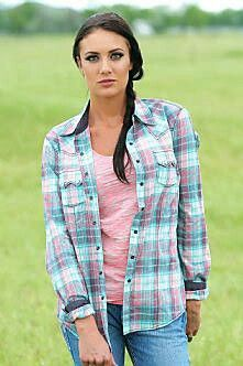 6b1703b6 Cruel Girl, Trouser Jeans, Pink Turquoise, Navy Women, Western Outfits, Long