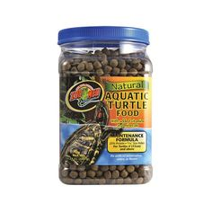 Zoo Med Natural Aquatic Turtle Food Maintenance Formula 24-Ounce Free Shipping
