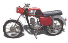 MZ TS 150 (1973-1985)   Technische Angaben: Motor:MM 150/3 Hubraum: 143 ccm Max.Leistung:8,45 kw / 11,5 PS bei 6000-6300 U/min Getriebe / Antrieb: 4 Gang / geschützte Rollenkette Bremsen: Innenbackenbremse Leergewicht: 103 kg zul. Gesamtgewicht: 270 kg Tankinhalt / Reserve: 12,5 Liter / 1,5 Liter Farben: rot, gelb, blau, Vmax:ca. 105 km/h