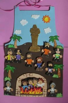 Sunday School Rooms, Sunday School Crafts, Tot School, Man Crafts, Crafts For Kids, Arts And Crafts, Bible Story Crafts, Bible Stories, Bible Lessons For Kids