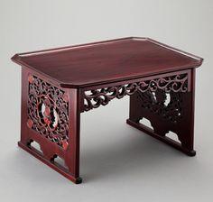 소반 Soban(Tray Table) - 해주반 (Haejuban Table)