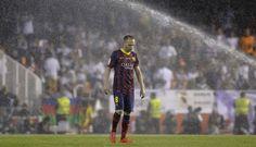 Barcelona perdió ante el Real Madrid