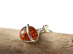 Amber Necklace Baltic Amber Pendant Amber Jewelry Natural