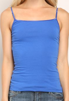 cotton cami basic top_short