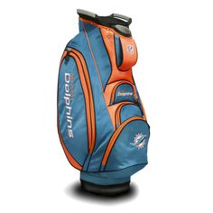 Miami Dolphins Victory Cart Golf Bag - $199.99