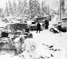 Soviet forces invade Finland with 21 divisions, totalling men, begin of the Winter War. During the four months of fighting, the Soviet Army suffered massive losses. Soviet tanks were lost, of Finland. Invasion Of Poland, Armored Vehicles, Military History, World War Two, Wwii, Japan, Pictures, Soviet Army, Soviet Union