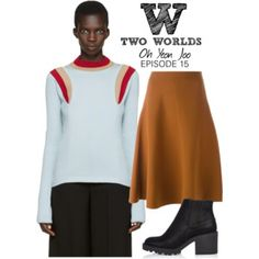 Designer Clothes, Shoes & Bags for Women W Two Worlds, Second World, Marni, Casual, Womens Fashion, Polyvore, Stuff To Buy, Shopping, Clothes