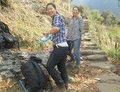 Khayer trek in Nepal