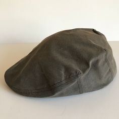Duluth Trading Company Distressed Cotton Newsboy Cabby Mens Cap Hat Large   DuluthTradingCompany  NewsboyCap Duluth 9866dfd493a4