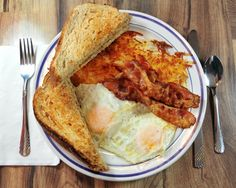 Get a BIG breakfast to satisfy a BIG appetite at The Maple Tree - Coudersport's downtown diner!  http://www.visitpottercounty.com/listings/Maple-Tree-Restaurant/413/