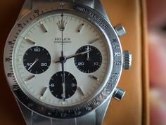 Historical Perspectives: The Very First Rolex Daytona, Explained (Or, What Is A Double-Swiss Underline Daytona?) - HODINKEE Rolex Daytona Watch, Classic, Watches, Sports, Style, Derby, Hs Sports, Swag, Wristwatches