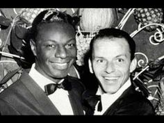 """▶ Nat King Cole & Frank Sinatra """"The Christmas Song"""" - YouTube"""