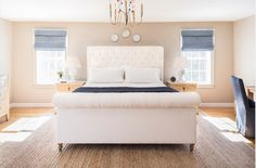 Light and natural bedroom.  Mother's retreat - Houzz.