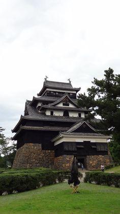 Matsue Castle and Ninja