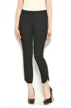 Look para viernes Pantalones de vestir capri