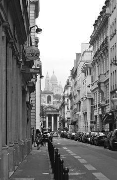 Paris, Sacre Coeur