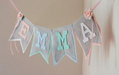 Decoración para baby showers