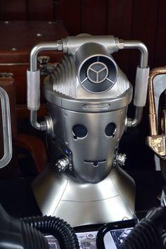 Concept Cyberman Helmet by masimage on DeviantArt