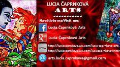 Lucia Čaprnková Arts