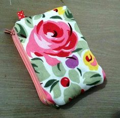 tutorial dompet dampit (double pouch) - made by umifidh (Bahasa Indonesia)