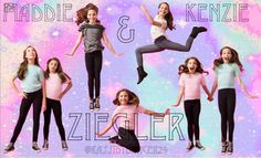 edit of the zieglers by @kassidydancer29