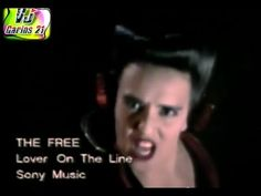 The Free - Lover On The Line (Extended Radio Version) - YouTube