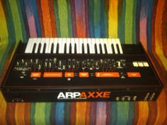 MATRIXSYNTH: ARP AXXE Vintage Analog Synthesizer