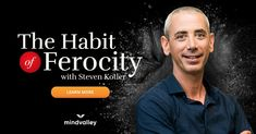 This Steven Kotler – The Habit of Ferocity Course is great for Life Courses. Make Money Online, How To Make Money, Us Special Forces, Rise Above, Master Class, Bestselling Author, Self, Thoughts, Motivation