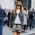 Paris Fashion Week Street Style Spring 2015
