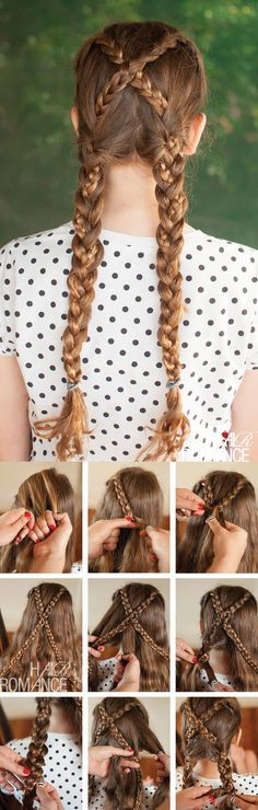 Cross Braids