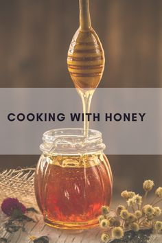 Cooking with honey. Our favorite recipes that use honey. The health benefits of cooking with honey. MomTrends.com #honey #honeyrecipe #health #healthyrecipe