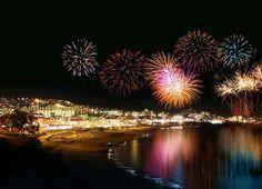 FIREWORKS~Italian New Year Celebrations