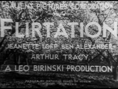 Flirtation (1934)