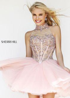 Sherri Hill 21225 Flirty Party Dress