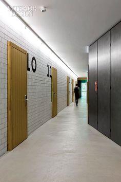 Hostel in Basel, Switzerland