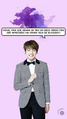 ||BTS||  Wallpaper #Jungkook  #TelaDeBloqueio #Balãozinho