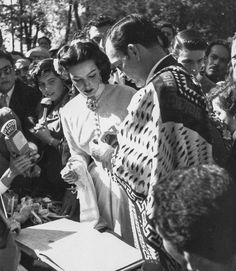 María Félix and Jorge Negrete in the wedding ceremony | Eduardo Orozco
