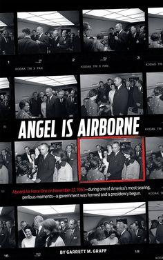 """Angel is Airborne: JFK's Final Flight from Dallas"", by Garrett M. Graff"