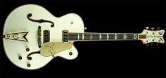 Gretsch Custom Shop G6136CST White Falcon Electric Guitar