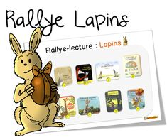 Le rallye Lapins . Un petit rallye de 14 albums pour l'instant bien sympa sur les lapins avec un des auteurs que j'aime beaucoup : Claude Boujon . Il me reste quelques fiches à faire . Un grand m...
